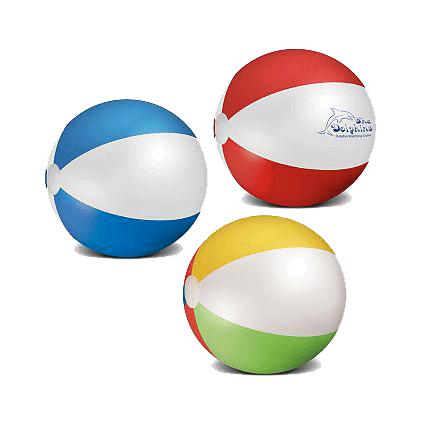 ballon plage publicitaire personnalisé