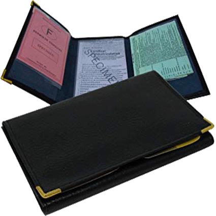 porte documents personnalisé