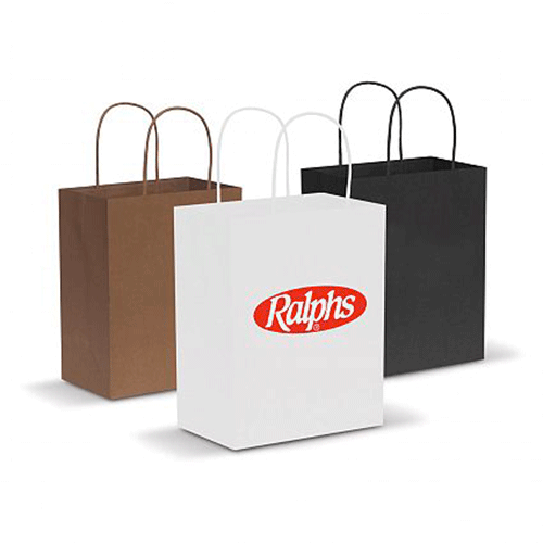 sac papier publicitaire personnalisé