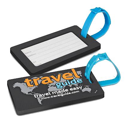 etiquettes à bagages personnalisé