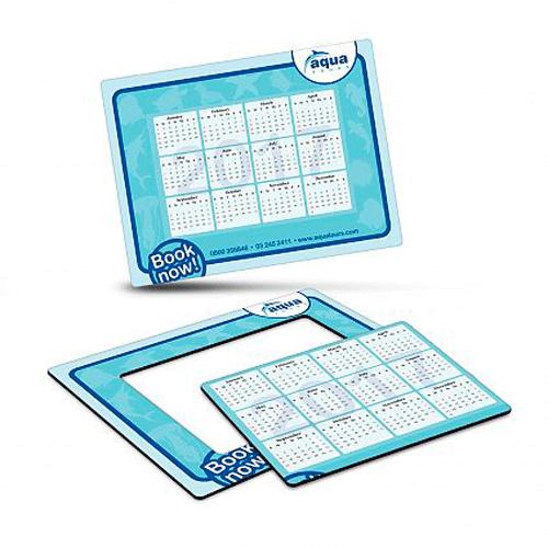 Magnet aimant calendrier personnalisé