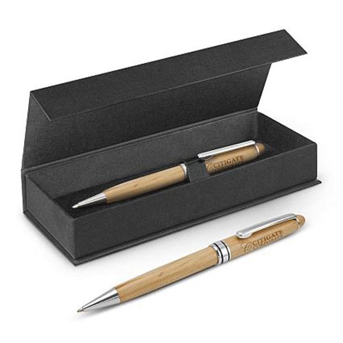 stylo bois publicitaire personnalisé