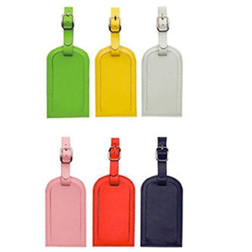 etiquette bagage publicitaire personnalisé