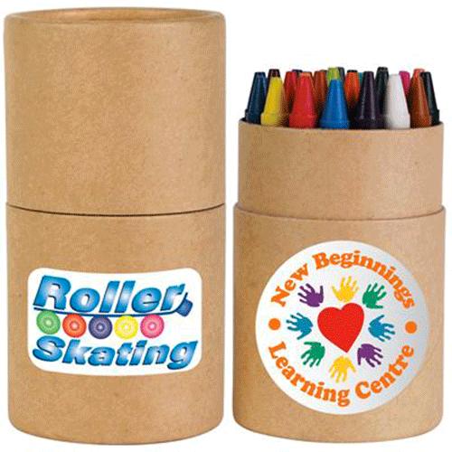 crayon de couleur personnalisé