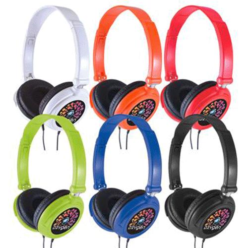 casque audio personnalisé