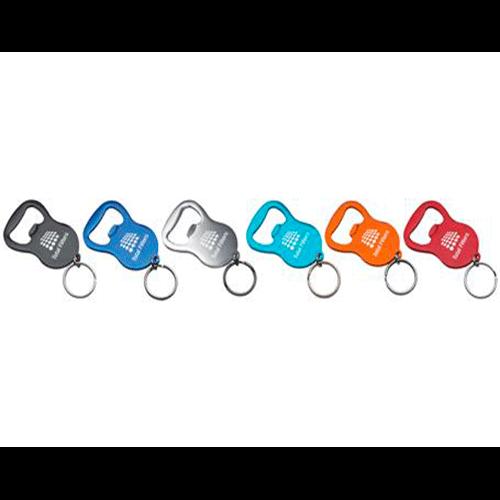 porte clés décapsuleur publicitaire personnalisé