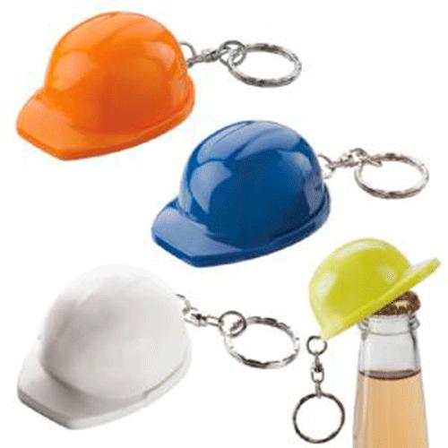 porte clés personnalisé casque décapsuleur